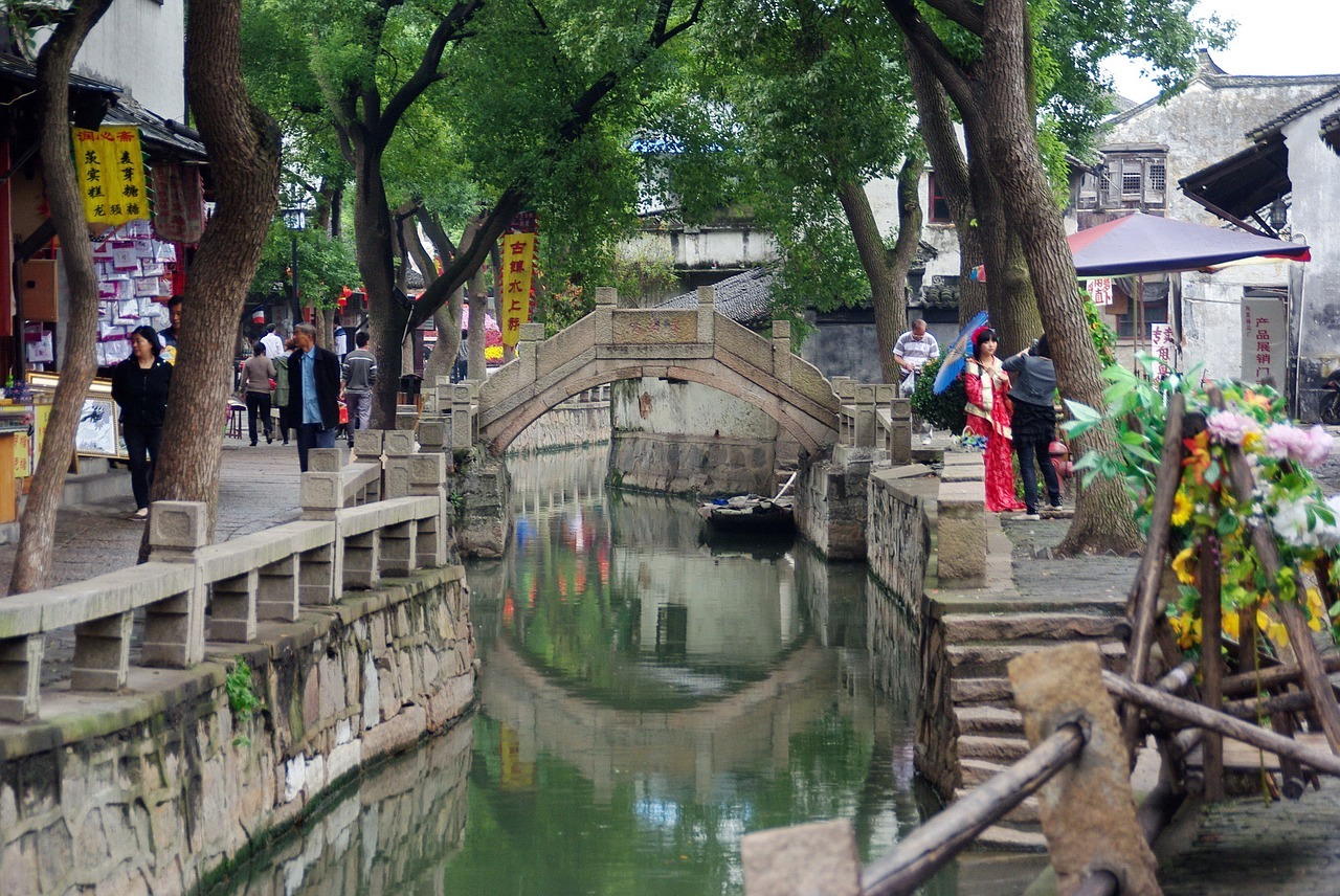 suzhou stad China